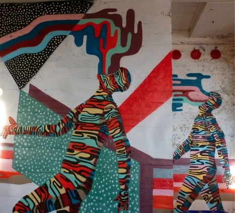Street art's Endless Canvas makes good with community | Art! | Scoop.it