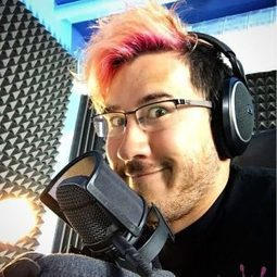 What webcam does markiplier use