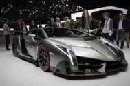 GENEVA: Lamborghini unveils $3.9 million car _ all 3 sold - Business Breaking News - MiamiHerald.com | READ WHAT I READ | Scoop.it