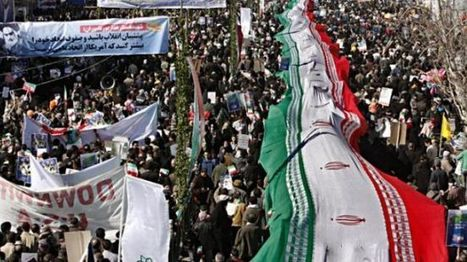 Iran: millions mark Islamic Revolution victory | From Tahrir Square | Scoop.it