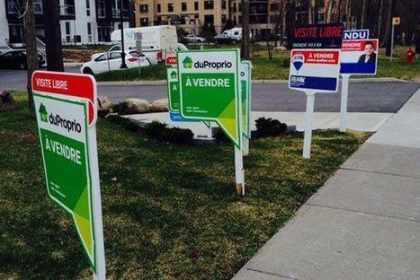 Immobilier: l'OCDE avertit le Canada des dangers d'une correction | Keller Williams Urbain | Scoop.it