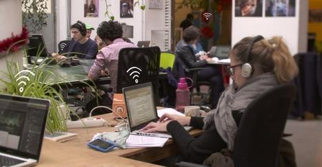 Le coworking, une nouvelle façon de travailler | Teletravail et coworking | Scoop.it