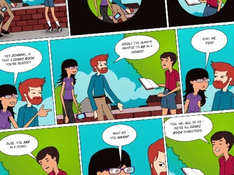 Pixton | World's Best Way to Make & Share Comics | UDL & ICT in education | Scoop.it