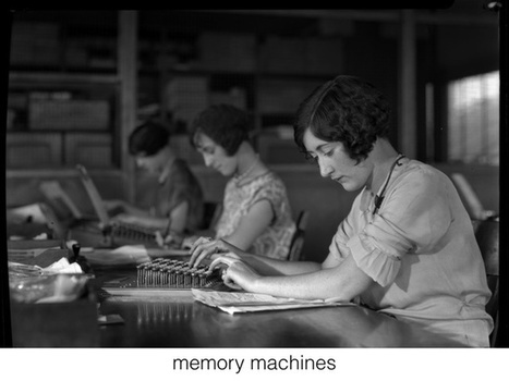 Memory Machines: Learning, Knowing, and Technological Change   Individual and Special Needs Examiner   Scoop.it