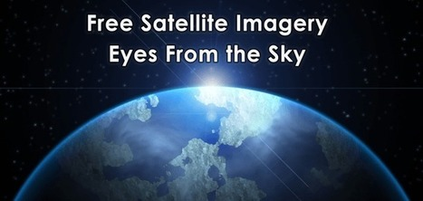 15 Free Satellite Imagery Data Sources - GIS Geography | Geotecnologia | Scoop.it