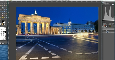 Gimp, The Free Alternative to Photoshop, Looks Impressive in Version 2.8 | Great Photographs | Scoop.it