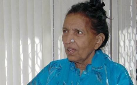 Wo Na Aayenge Palat Kar: RIP Mubarak Begum   Entertainment News   Scoop.it