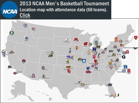2013 NCAA Men's Basketball Tournament | DHS Social Studies | Scoop.it