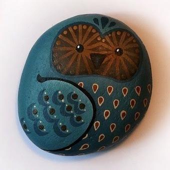 Lori-Lee Thomas - Fine Art & Illustration Blog: So. Many. OWLS. | HTM_DIY - Artesanías | Scoop.it
