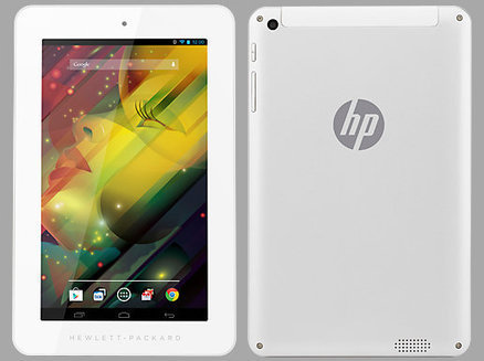 Hewlett Packard Unveils $100 HP 7 Plus Tablet Powered by AllWinner A31 Quad Core SoC | Embedded Systems News | Scoop.it