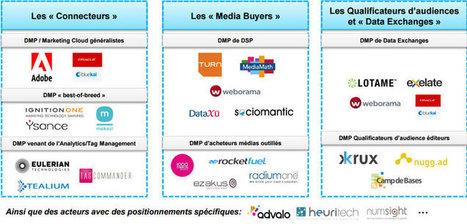 Quels sont les principaux acteurs du marché de la DMP ? | Les Enjeux du Web Marketing | Scoop.it