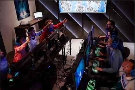 November Roadmap: Games for Impact   JRD's educational gaming   Scoop.it