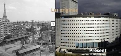 50 ans de la Maison de la Radio : les 50 petits secrets du bâtiment | France Bleu | Que s'est il passé en 1963 ? | Scoop.it