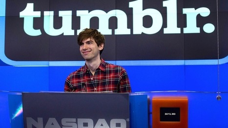 Tumblr takes aim at serious writers with 'big' update | e-commerce & social media | Scoop.it