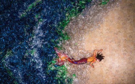Photographs of Mermaids Trapped in Plastic Depict the Plight of Marine Animals   Nature Animals humankind   Scoop.it