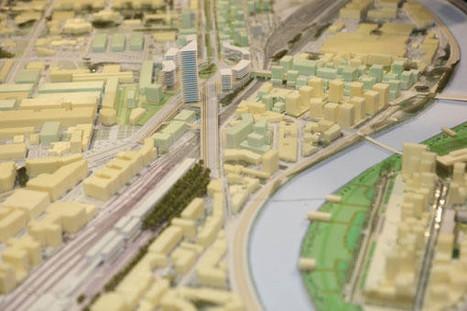 La Presqu'île dévoile son projet - Ville de Grenoble | Urbanisme | Scoop.it
