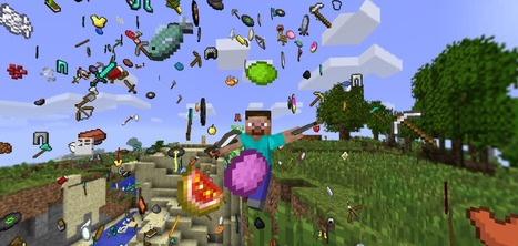 Minecraft Items | Amazing HTML5 | Scoop.it