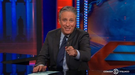 Must-see morning clip: Jon Stewart declares that traditional journalism is dead - Salon | Journalism in Transition | Scoop.it