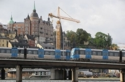 Stockholm orders driverless trains for Red Line | International Railway Journal | Rail and Metro News | Scoop.it