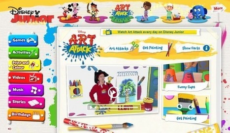 Canales de Youtube para aprender Manualidades infantiles.- | Psicología desde otra onda | Scoop.it