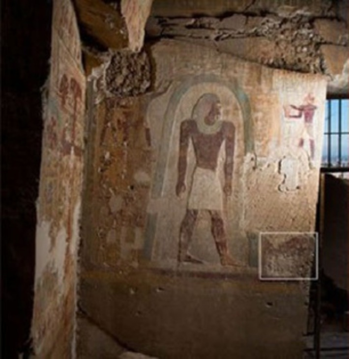 More on Egyptian tomb falls victim to looters | The Archaeology News Network | Kiosque du monde : Afrique | Scoop.it
