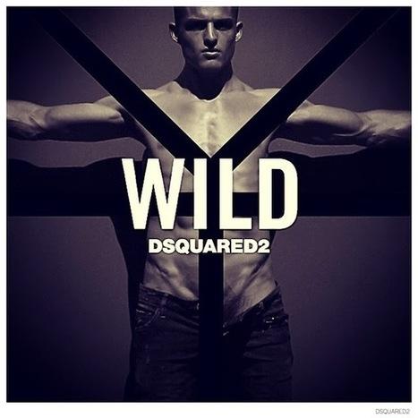 DSQUARED2 WILD | Silvester Ruck #nudo per il nuovo #profumo - JIMI PARADISE™ | FASHION & LIFESTYLE! | Scoop.it