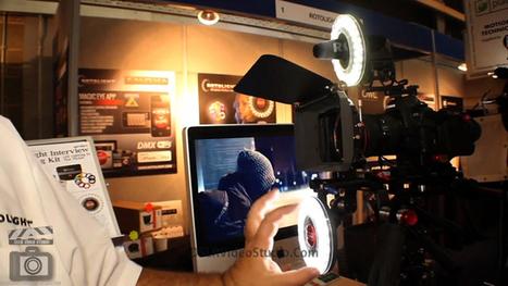 Rotolight LED lighting RL Stealth & Anova Part 2 | DSLR Video Studio Handbook™ | DSLR video and Photography | Scoop.it