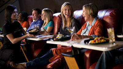 AMC brings its first dine-in theater to L.A. | Around Los Angeles | Scoop.it