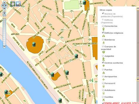 Mapa De Sevilla Capital.Sevilla Capital Economica Page 82 Scoop It