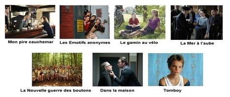 Cinéfête : Französisches Jugendfilmfestival auf Tournée | Français Langue étrangère | Scoop.it