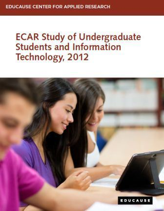 ECAR Study of Undergraduate Students and Information Technology, 2012 | EDUCAUSE.edu | QR code & Higher Education | Scoop.it