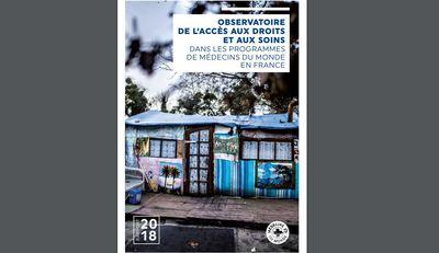Observatoire de l'accès aux droits et aux soins dans les programmes de Médecins du Monde en France