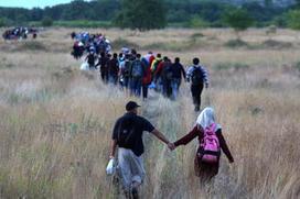 Débordée, la Macédoine laisse entrer les migrants | Union Européenne, une construction dans la tourmente | Scoop.it