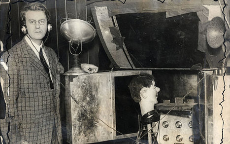 Who invented the television? How people reacted to John Logie Baird's creation 90 years ago | FOTOGRAFIA Y VIDEO HDSLR PHOTOGRAPHY & VIDEO | Scoop.it
