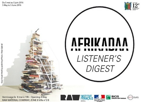 AFRIKADAA: Afrikadaa X DakArt 2016 | Afro design and contemporary arts | Scoop.it