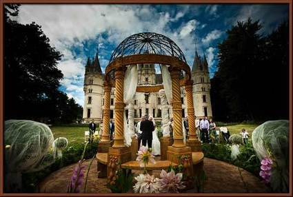 Chateau luxury accommodation and castle weddings in France. | Getting Married in South West France | Scoop.it