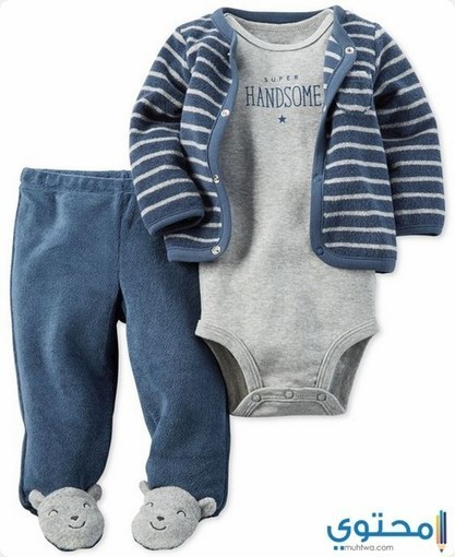 01a8e0f34 ملابس حديثي الولادة لفصل الشتاء موقع محتوى