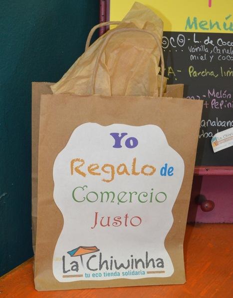 La Chiwinha impulsa el comercio justo desde el corazón de Río Piedras | Economía Solidaria | Scoop.it