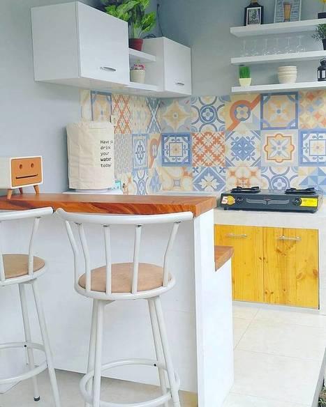 35 Desain Dapur Minimalis Sederhana Dan Modern