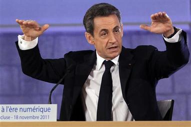 La culture selon Sarkozy : la musique s'emballe, le livre s'en bat- Ecrans   BiblioLivre   Scoop.it