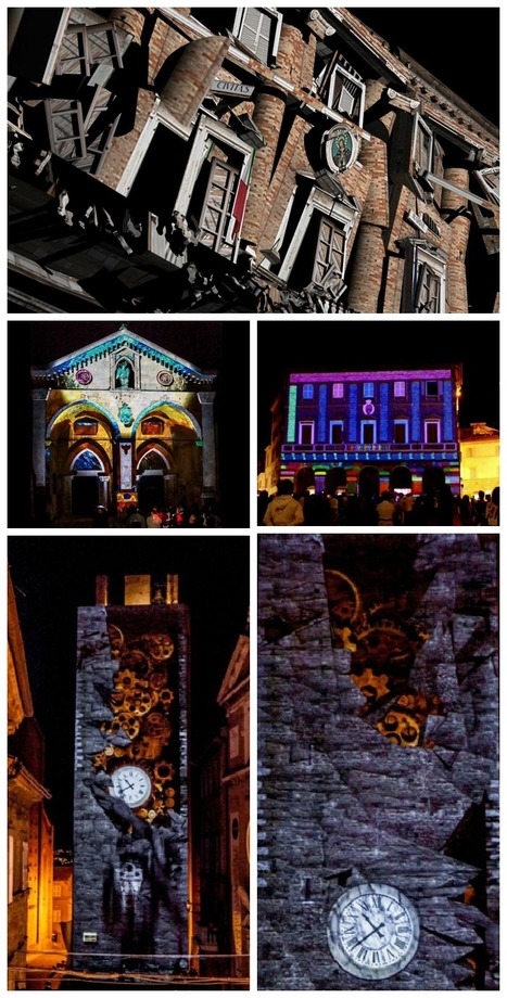 Luca Agnani, Macerata: Videomapping from Le Marche | Le Marche another Italy | Scoop.it