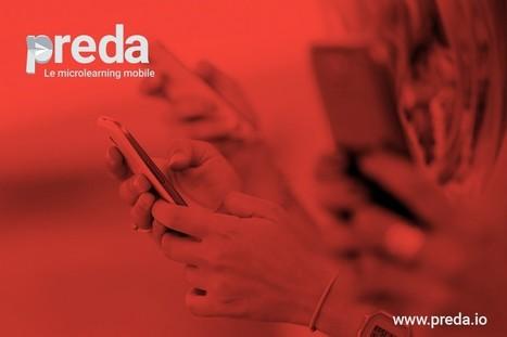 Mobile Learning, la formation à emporter – PREDA Microlearning | PREDA - Le contenu que l'on retient | Scoop.it