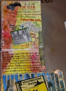 Art Camp Journal Project Weekly Prompts8|Art Journaling|1000 ... | Journal For You! | Scoop.it