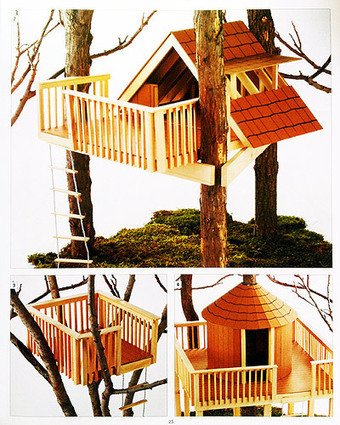 Comment construire une cabane dans les arbres - Cabanes dans les arbres construction deco ...