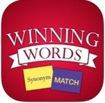 Winning Words Match Games - Fun & Free Vocabulary Games - iPad Apps for School | APS Instructional Technology ~ Literacy Content | Scoop.it