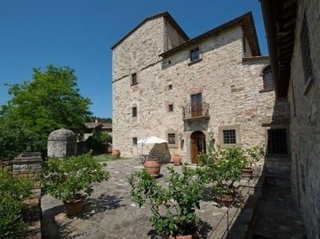 Michelangelo's Italian Villa on the Market | Italia Living | Italian Properties - Italiaans Onroerend Goed | Scoop.it