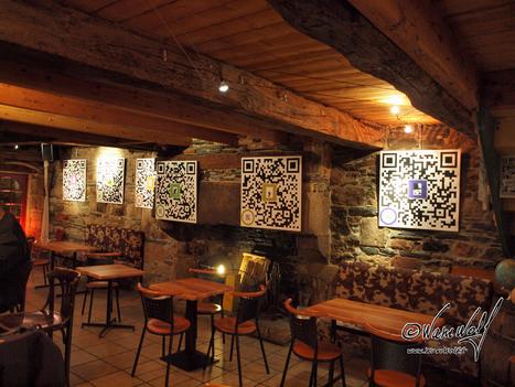 L'artiste WareWolf expose ses QRcodes à Landerneau | QR code news | Scoop.it