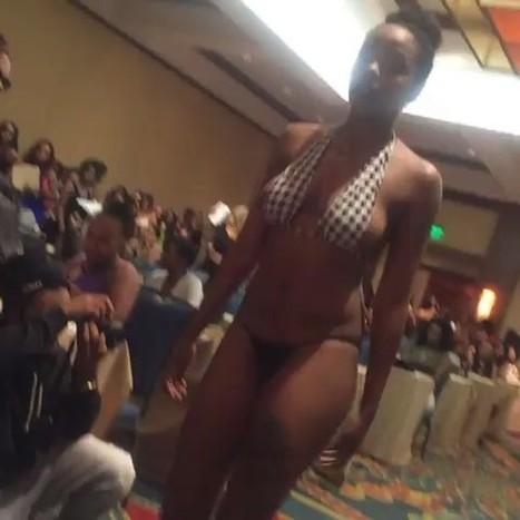 One legged stripper atl