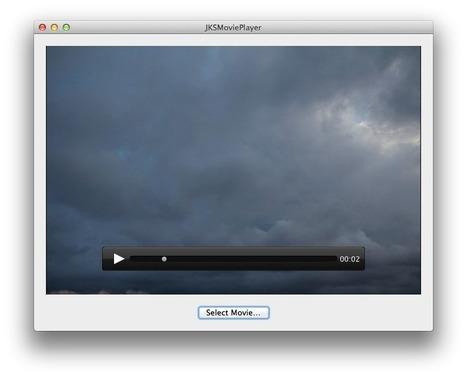 JKSMoviePlayerController   iOS Lovers   Scoop.it
