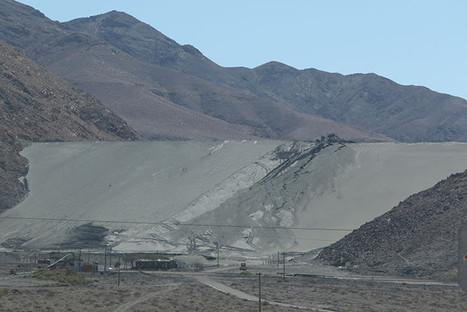 Desastre químico y sanitario en el norte de Chile [VIDEO] | MOVUS | Scoop.it
